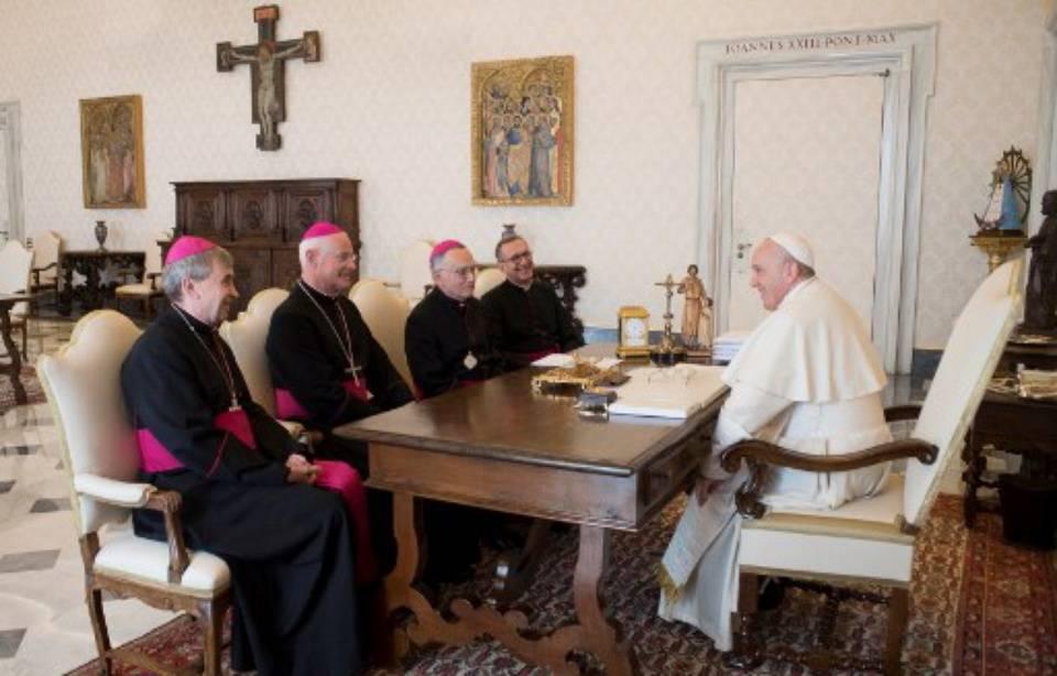 Eglise française: Des enfants de prêtres bientôt reçus par des évêques, un geste inédit 960x6680