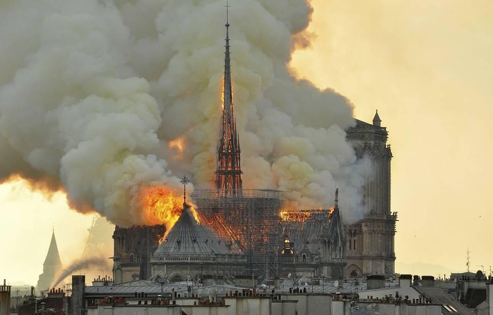 Incendie à Notre-Dame-de-Paris: La ville de Lyon renonce à donner 200.000 euros d'aide promis 960x6689