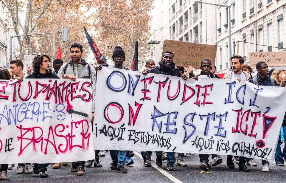 Hausse des frais d'inscription pour les étudiants étrangers: Le Conseil d'Etat rejette le recours d'associations 960x6695