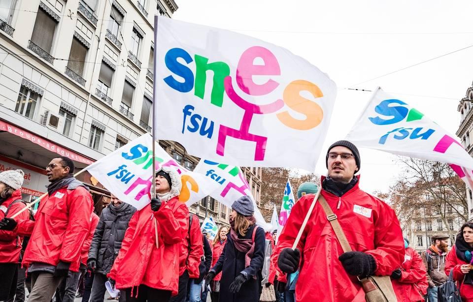 Des syndicats d'enseignants appellent à une grève de la surveillance du bac 960x6745