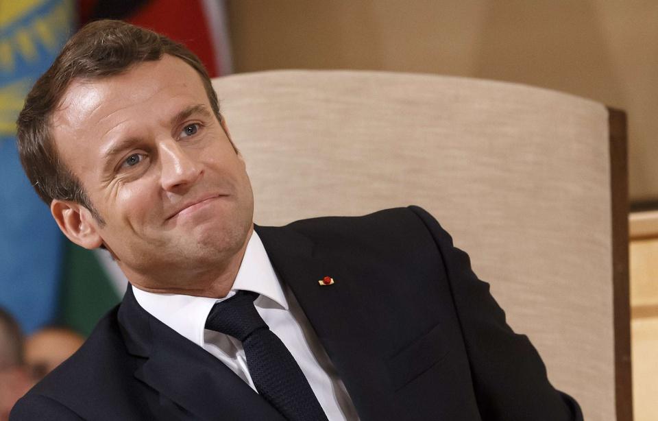 Emmanuel Macron: Le président dénonce à l'OIT les dérives d'un «capitalisme fou» 960x6770