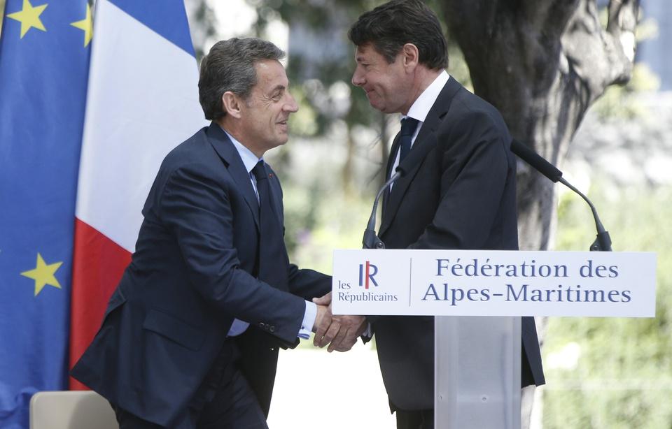 Présidence des Républicains: Estrosi veut des élections «après les municipales» et Sarkozy comme «juge de paix» 960x6773