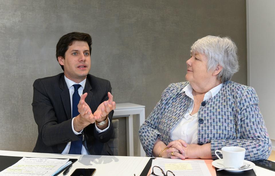 «L'Etat va consacrer 45 millions d'euros aux tiers-lieux», annoncent les ministres Denormandie et Gourault 960x6780