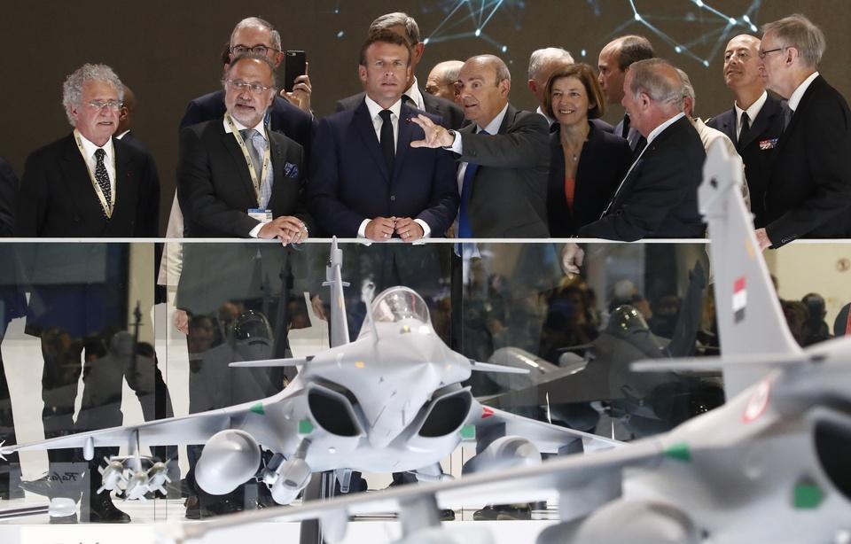 Coup de projecteur sur le futur avion de combat européen au 53e salon du Bourget 960x6782