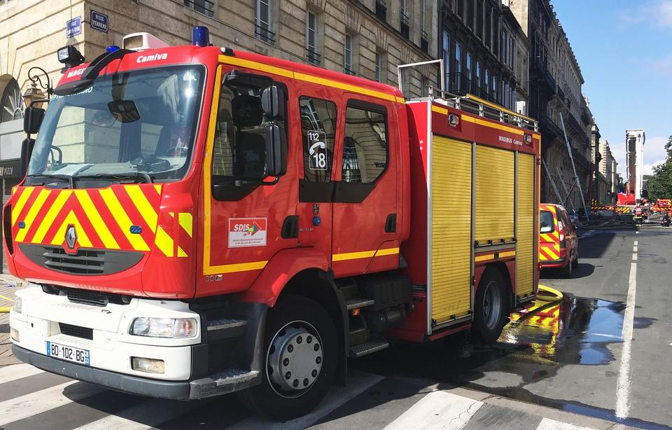 Préavis de grève chez les pompiers à partir de mercredi et jusqu'au 31 août 960x6793