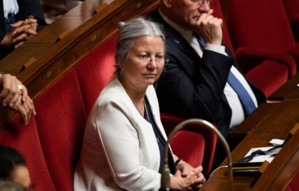 La députée Agnès Thill exclue de LREM après des «propos polémiques» et «pernicieux» 960x6800