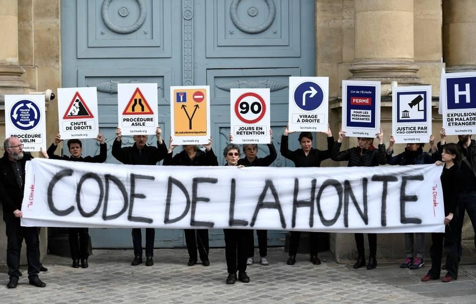 Demandeurs d'asile: Des associations dénoncent la «politique punitive» du gouvernement 960x6804