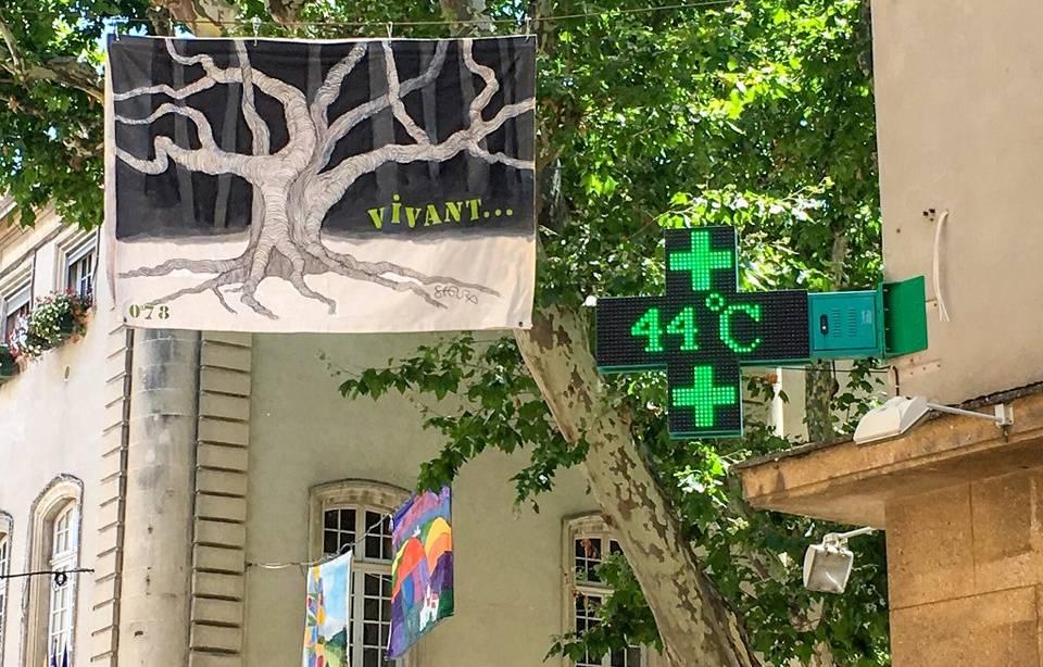 Canicule: Le record absolu de chaleur en France a été battu dans le Gard 960x6806