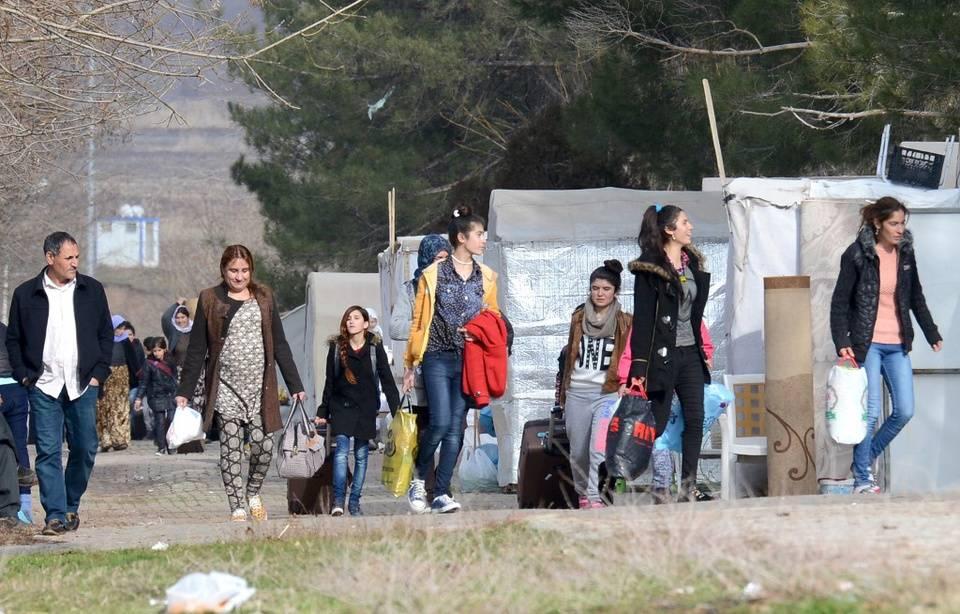 La France accueille 31 femmes yazidies et leurs enfants, victimes de Daesh en Irak 960x6881