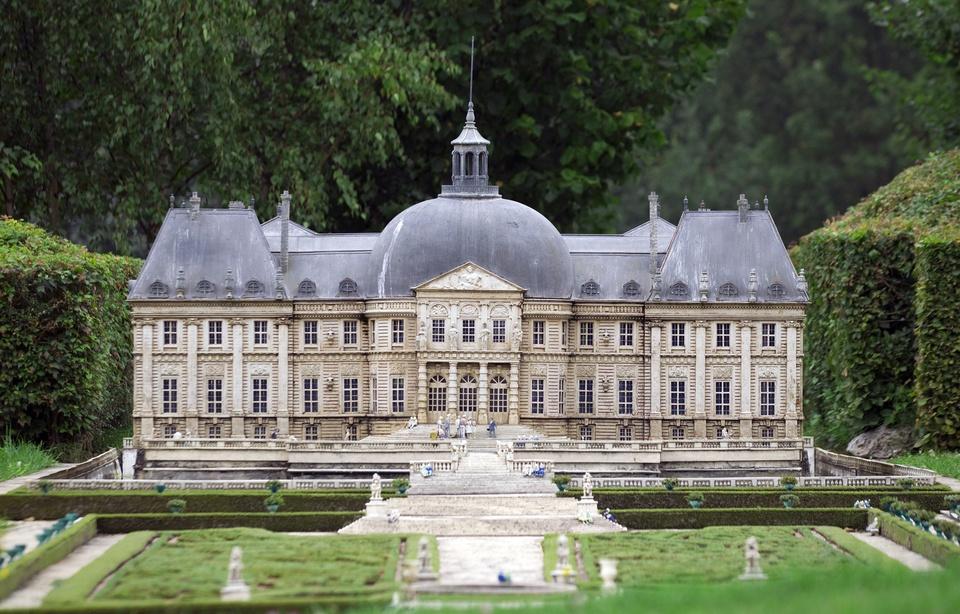Vaux-le-Vicomte: Vol et séquestration au château, le préjudice estimé à deux millions d'euros 960x6971