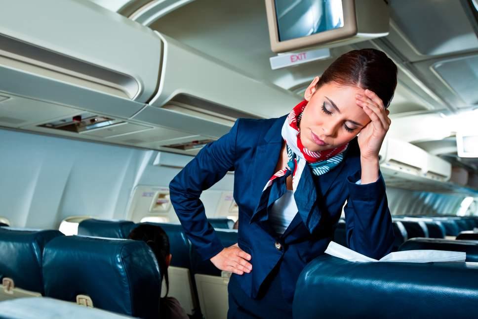Voila pourquoi les hôtesses de l'air vous regarde de travers si vous commandez une boisson Air-st10