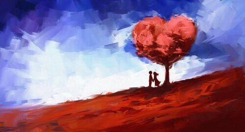 Additionnez ces trois composants et vous aurez un amour complet Amour10