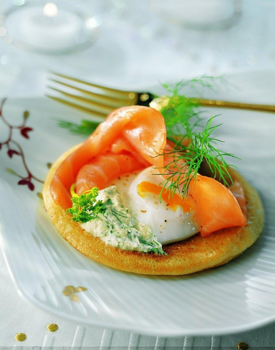 Recettes de cuisine française  - Page 4 Blinis10