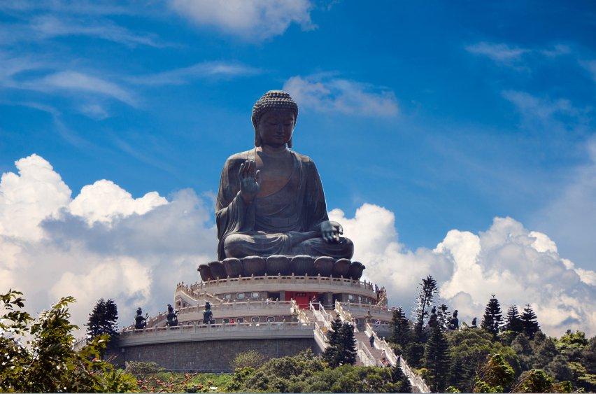 Hong Kong: 7 sites mythiques à couper le souffle Bouddh10