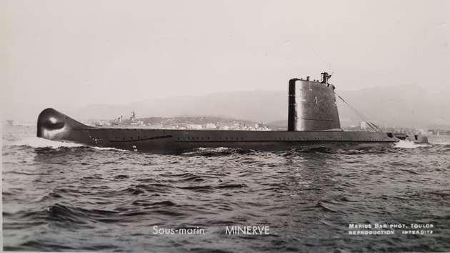 Nouvel espoir pour les familles des victimes du sous-marin « Minerve », cimetière au fond des mers C46ca610