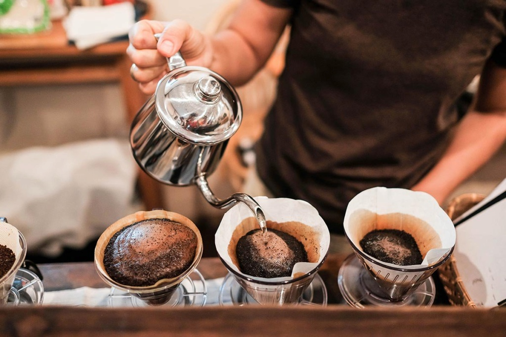 Erreurs courantes lorsque vous préparez du café Cafe-q10