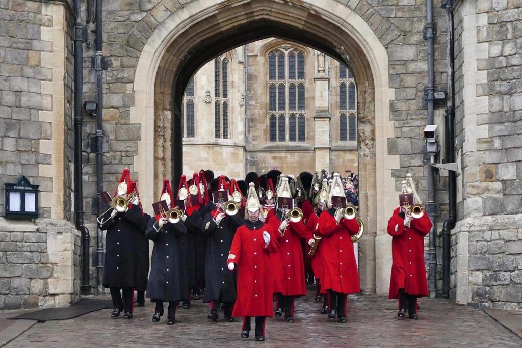 17 secrets que vous ignoriez à propos du château de Windsor Chatea10