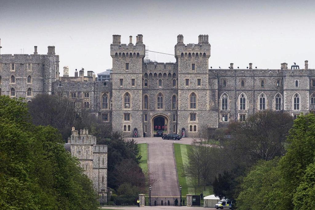 17 secrets que vous ignoriez à propos du château de Windsor Chatea11