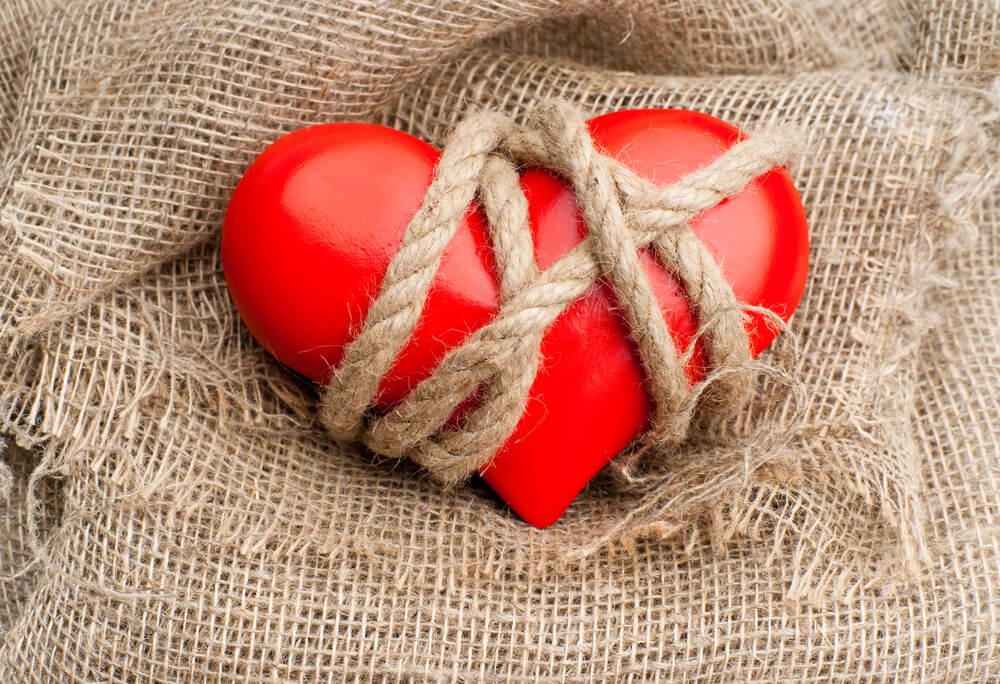 Une crise de jalousie, ce n'est pas de l'amour Coeur-13