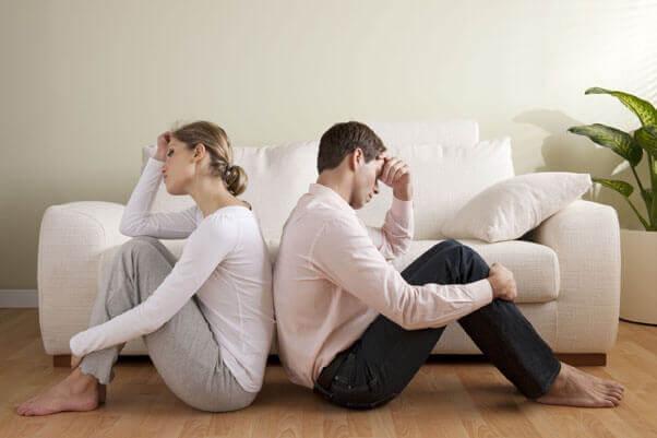 3 facteurs qui mettent fin à l'amour de couple Couple12