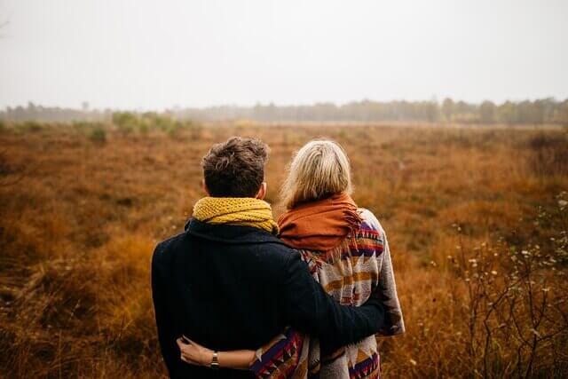 L'amour n'efface pas le passé, mais il rend l'avenir différent Couple13