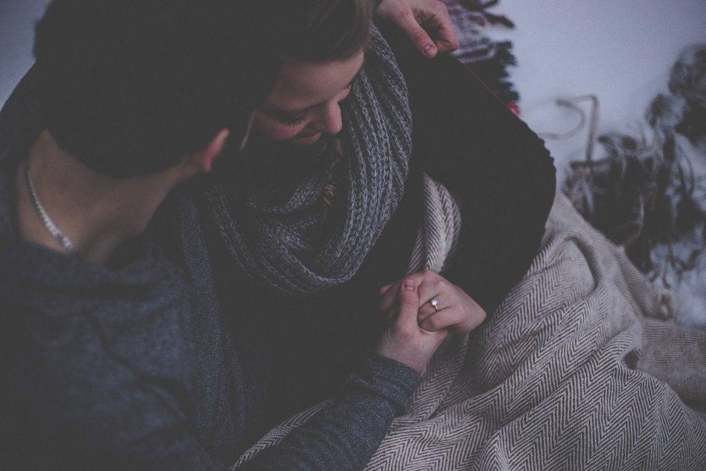 Savez-vous comment exposer un problème à votre partenaire d'une manière positive ? Couple91