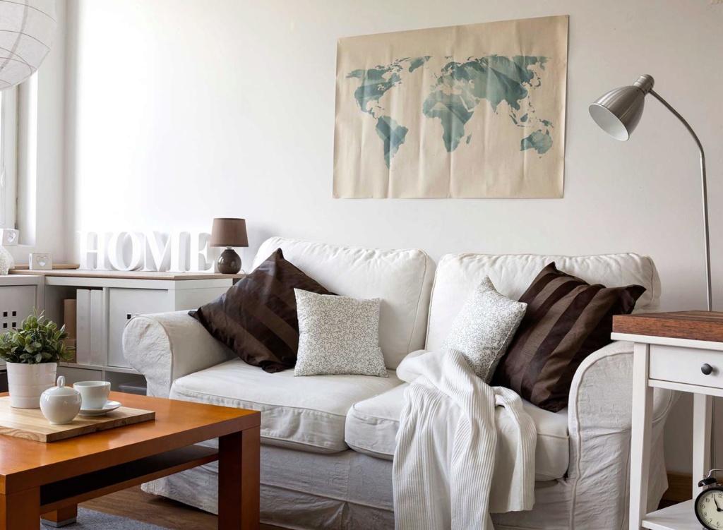 8 erreurs de décoration qui font paraître votre maison en désordre Erreur12