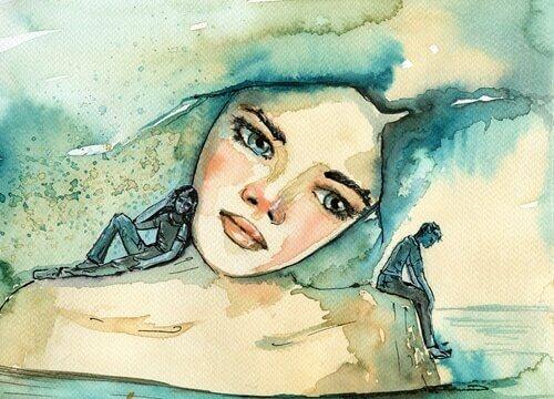 Identifier, traduire et exprimer les émotions complexes Femme-28