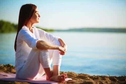Les 5 vertus d'un esprit calme Femme132