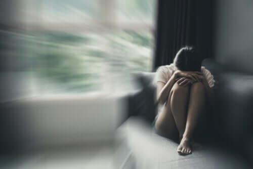 Les bienfaits secondaires de l'anxiété Femme136