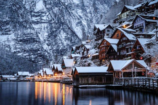 Les 10 petites villes les plus romantiques d'Europe ! Hallst10