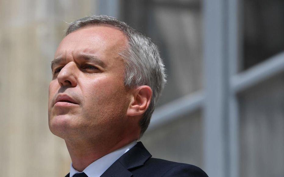 Si nécessaire, les Verts rembourseront à l'Assemblée les cotisations de François de Rugy Jwvsh510