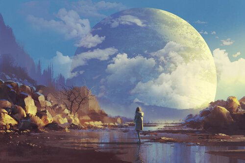 Qu'est-ce qu'une utopie ? Lune10