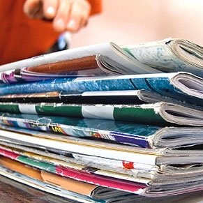 5 trucs à faire avec de vieux magazines Magazi10