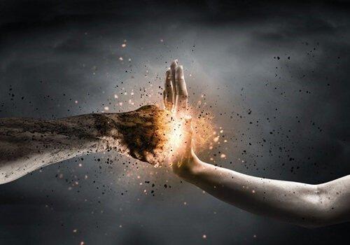 La colère est une toxine pour le corps Main-e10