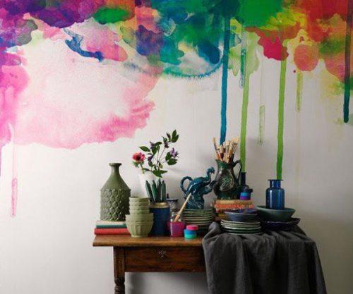 10 idées à piocher pour décorer un mur Mur-aq10