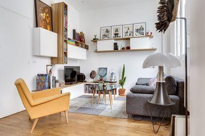Comment aménager un petit salon pour qu'il paraisse plus grand ? Salon-11