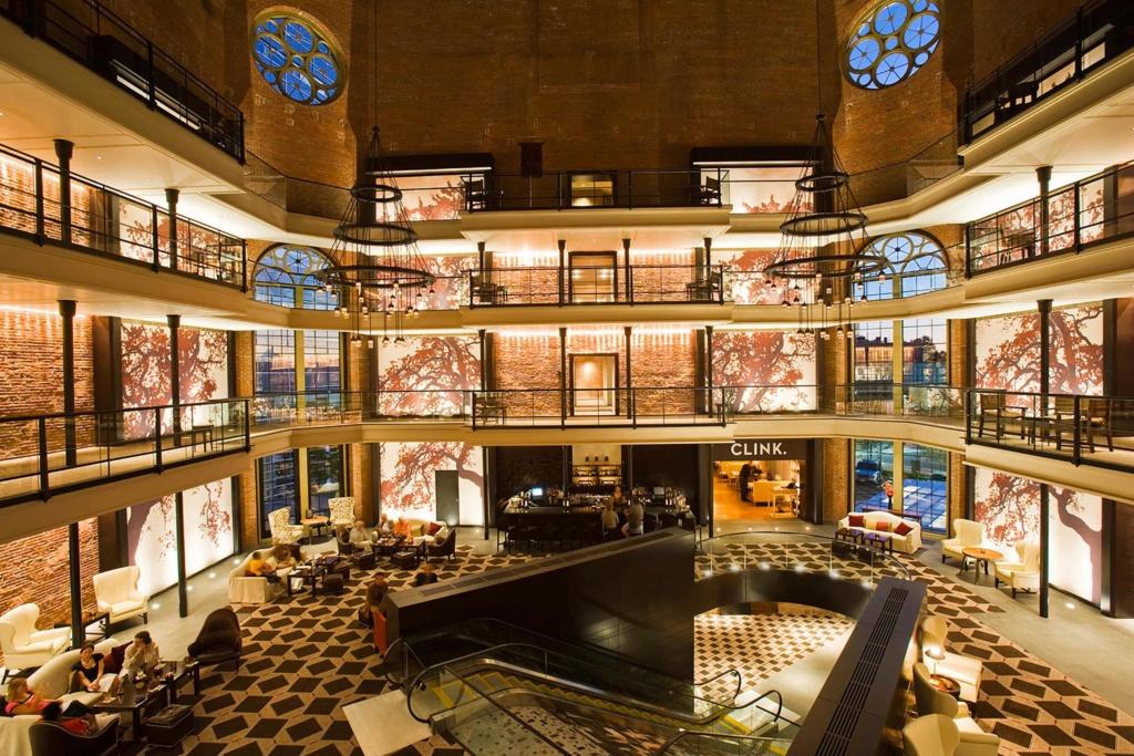 Séjour insolite: 25 hôtels les plus étranges au monde Sejour10