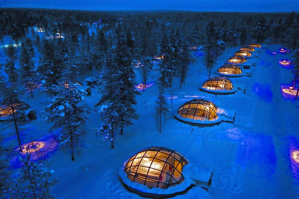 Séjour insolite: 25 hôtels les plus étranges au monde Sejour12