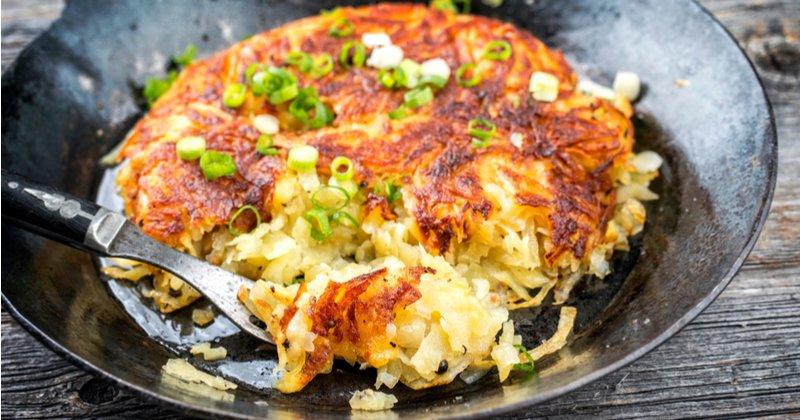 Les rösti, les galettes de pommes de terre fondantes et gourmandes! Shutte19
