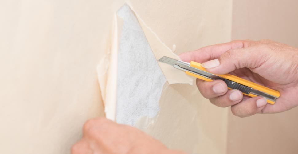 Réparer un accroc sur la tapisserie Shutte39