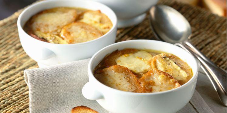 Recettes de cuisine française  - Page 4 Soupe-17