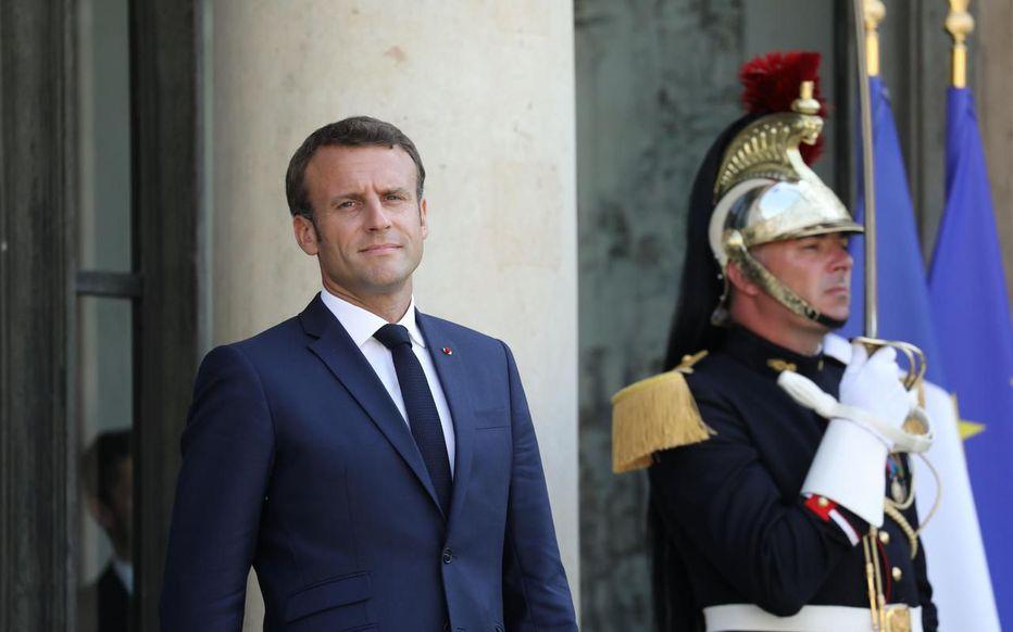Macron à ses ministres : «Nous vivons une époque où rien ne nous est épargné» Uzgyws10