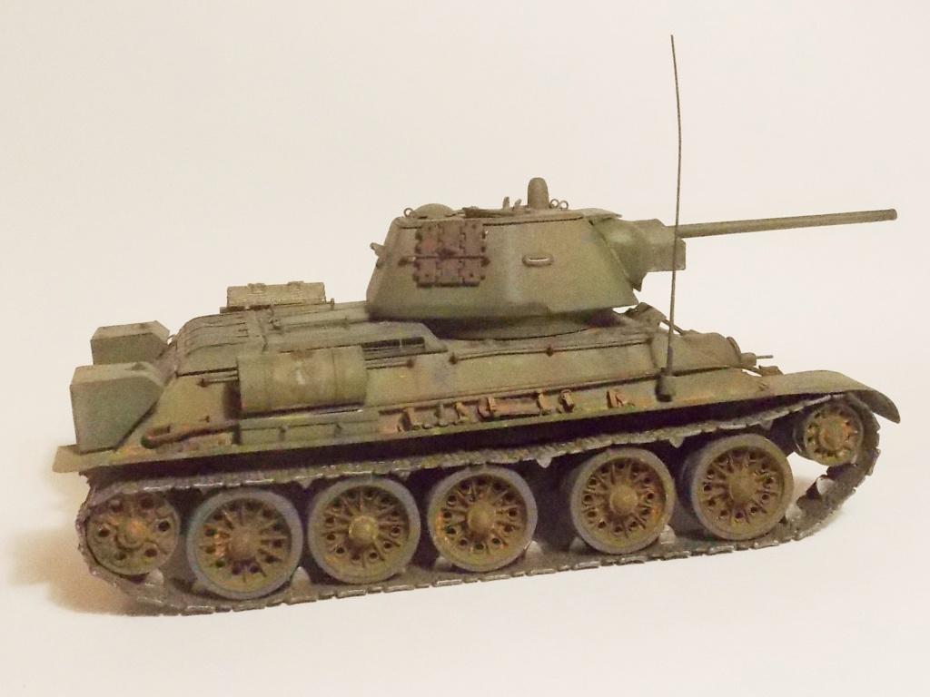Т-34/76. 1/35. Картон, пластик, пивжесть 1_510