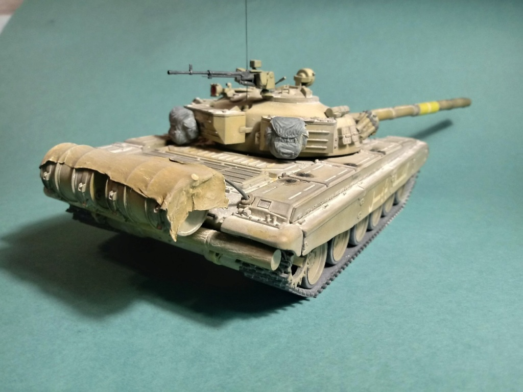 Т-72. 1/35. Звезда 1huktb10
