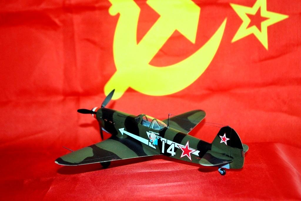 Як-9. 1/72. АРК. An-mrs10