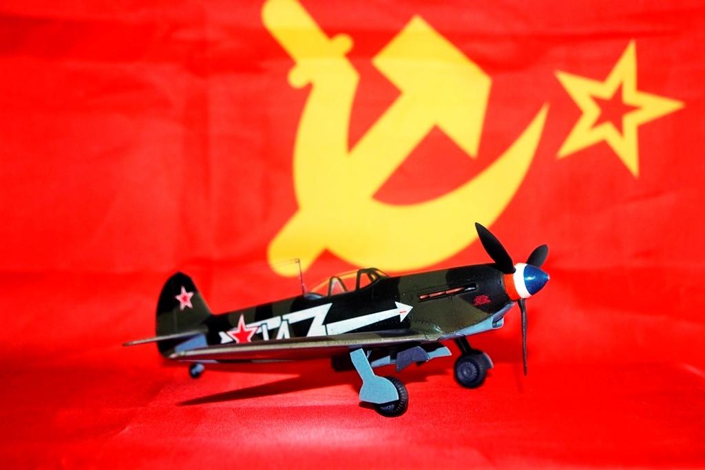 Як-9. 1/72. АРК. Fzlsui10