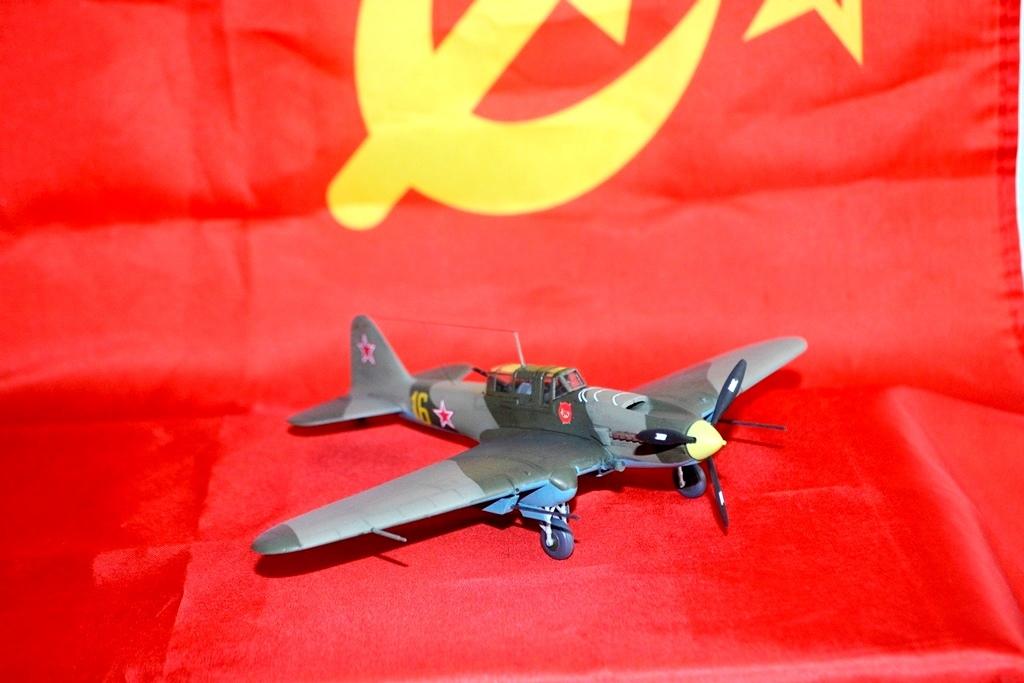 Ил-2. 1/72. Звезда K0x-cv10