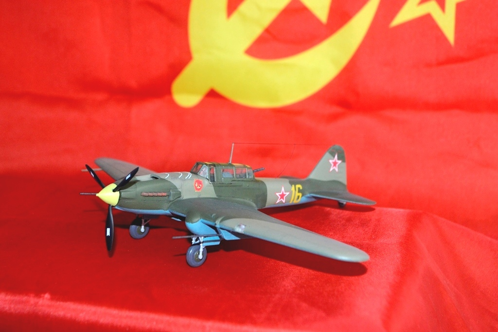 Ил-2. 1/72. Звезда R6derq10