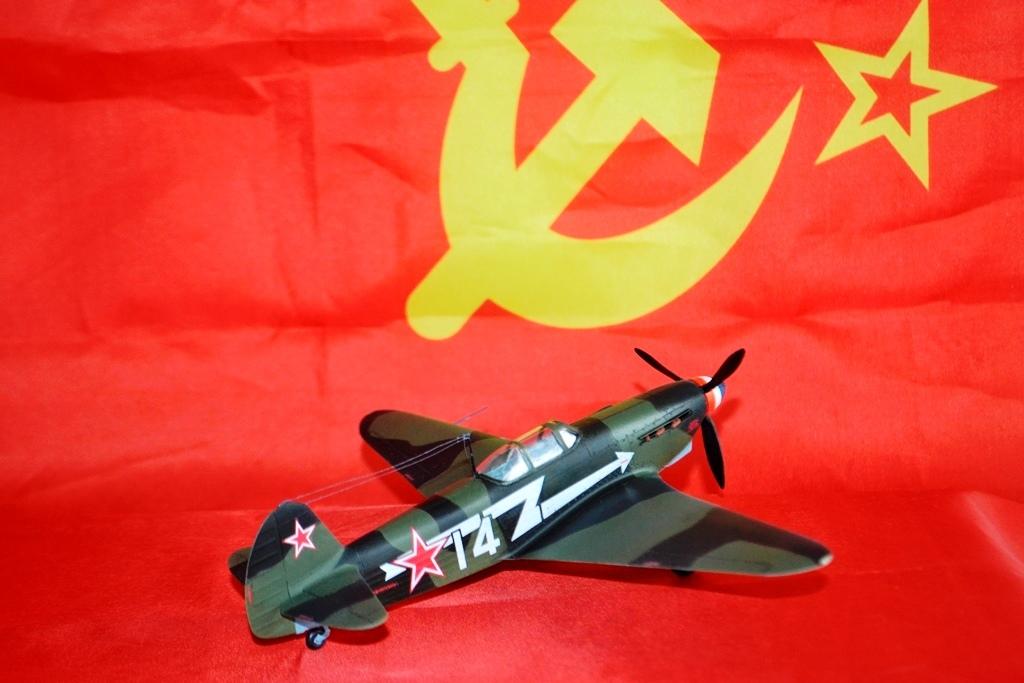 Як-9. 1/72. АРК. Xusonu10